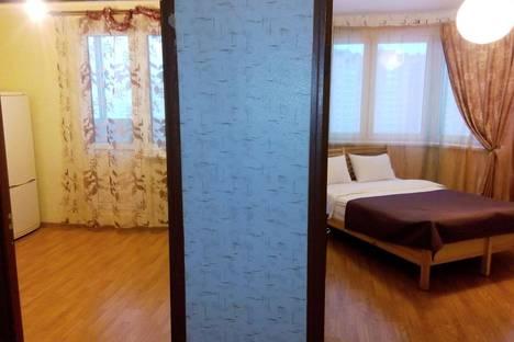 Сдается 1-комнатная квартира посуточно в Подольске, ул. Генерала Стрельбицкого 10.