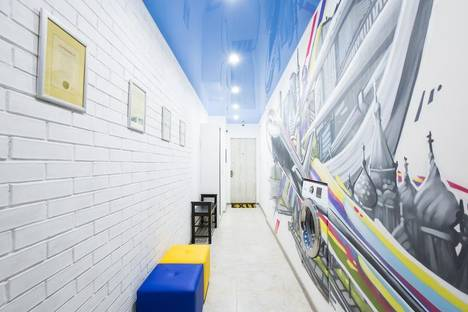 Сдается 4-комнатная квартира посуточно в Москве, проспект Мира, 184к2.
