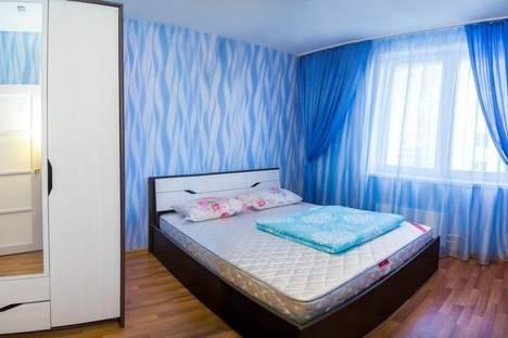 Сдается 2-комнатная квартира посуточно в Красноярске, 9 мая 83.