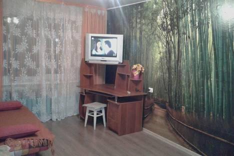 Сдается 1-комнатная квартира посуточнов Чайковском, Ленина 56.