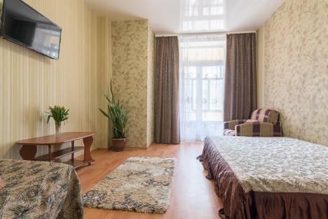 Сдается 2-комнатная квартира посуточно, ул.Данилевсуого,19.