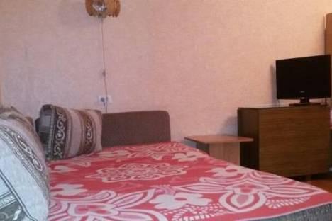 Сдается 1-комнатная квартира посуточнов Минусинске, Ботаническая 51.