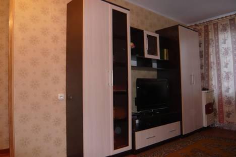 Сдается 1-комнатная квартира посуточно в Ейске, ул. Р.Люксембург 181 кор1.