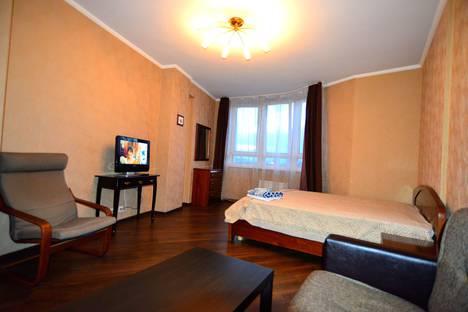 Сдается 1-комнатная квартира посуточно в Мытищах, ул. Троицкая, 11.