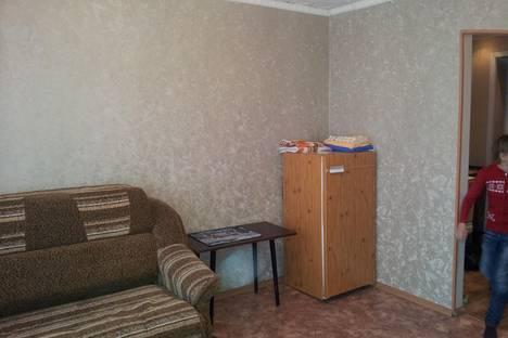 Сдается 2-комнатная квартира посуточнов Новокузнецке, Бардина 5.