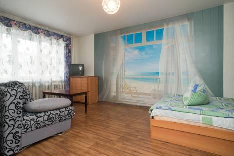 Сдается 1-комнатная квартира посуточнов Челябинске, Свердловский проспект, 58.