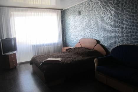 Сдается 1-комнатная квартира посуточно в Орске, пр. Ленина 71а.