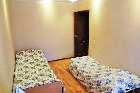 Сдается 2-комнатная квартира посуточно в Костроме, ул. Козуева, 79.