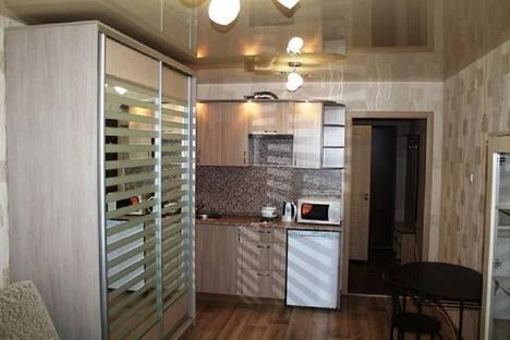 Сдается 1-комнатная квартира посуточно в Кирове, ул. Азина, 17.