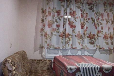 Сдается 1-комнатная квартира посуточно в Кировске, Олимпийская 85.