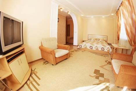 Сдается 1-комнатная квартира посуточно, Ержанова 25.