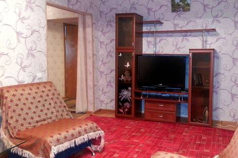Сдается 2-комнатная квартира посуточно в Тобольске, 3Б микрорайон, д.21А.