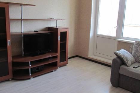 Сдается 1-комнатная квартира посуточнов Чехове, Весенняя ул., 31.
