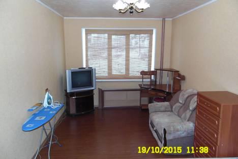 Сдается 1-комнатная квартира посуточнов Ноябрьске, ул. Магистральная, 77.