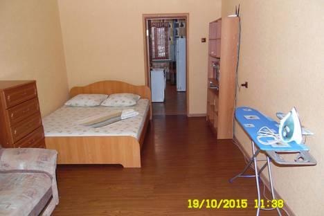 Сдается 1-комнатная квартира посуточно в Ноябрьске, ул. Магистральная, 77.