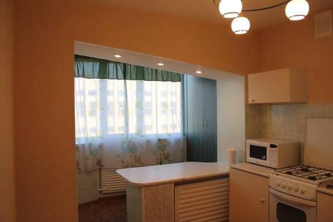 Сдается 1-комнатная квартира посуточнов Уфе, Комсомольская 100/2.