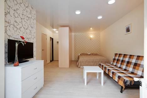 Сдается 1-комнатная квартира посуточно в Томске, ул. Учебная, 11.