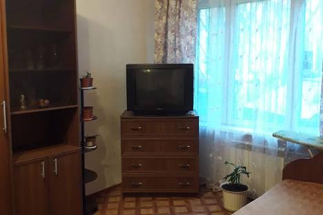 Сдается 1-комнатная квартира посуточно в Электростали, ул. Первомайская, 18.