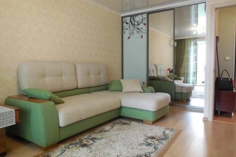 Сдается 1-комнатная квартира посуточно в Хабаровске, Амурский бульвар, 66.