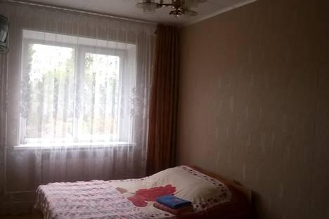 Сдается 1-комнатная квартира посуточнов Старом Осколе, мкр. Макаренко 12.