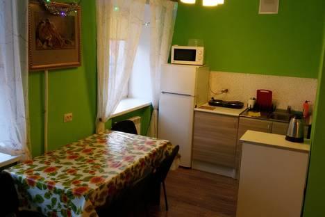 Сдается 1-комнатная квартира посуточно в Шерегеше, дзержинского 7.