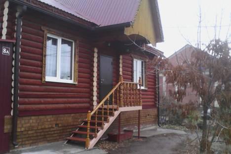 Сдается коттедж посуточно в Хвалынске, Петрова Водкина 8а.