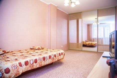 Сдается 1-комнатная квартира посуточнов Красноярске, ул. Молокова, 16.