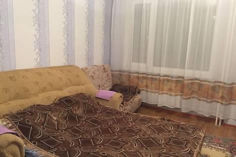 Сдается 1-комнатная квартира посуточнов Усть-Каменогорске, набережная Славского, 42.