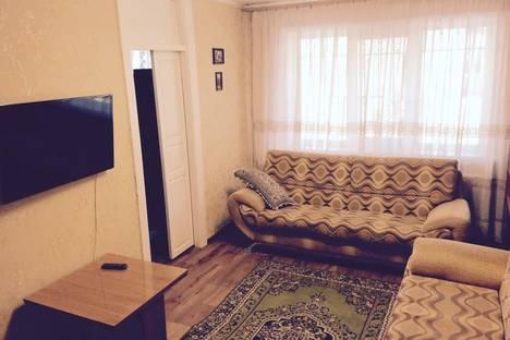 Сдается 2-комнатная квартира посуточнов Караганде, Алиханова 38/3.