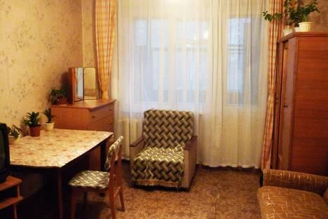 Сдается 1-комнатная квартира посуточнов Казани, Адоратского 51.