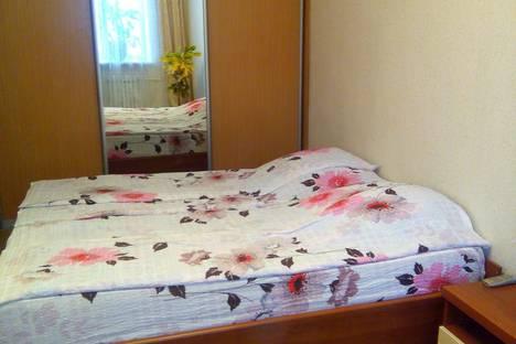 Сдается 2-комнатная квартира посуточно в Шерегеше, ул.Гагарина 24.