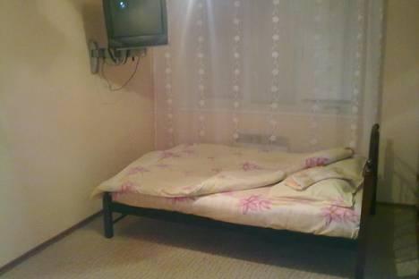 Сдается 1-комнатная квартира посуточнов Новой Каховке, Дзержинского, 11.