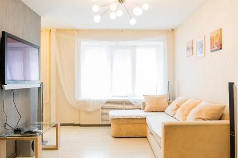 Сдается 1-комнатная квартира посуточно в Самаре, Полевая 9.