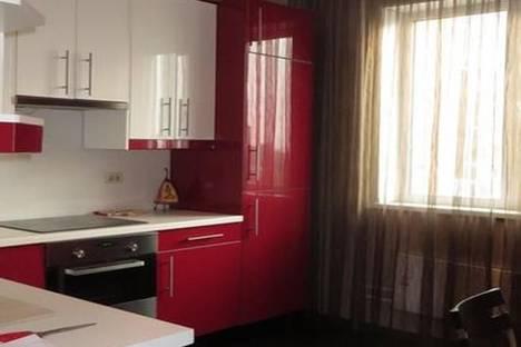 Сдается 1-комнатная квартира посуточнов Воронеже, ул. Кольцовская, 9.