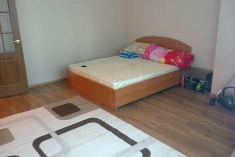 Сдается 1-комнатная квартира посуточно в Астане, ул. Сарайшык, 5.