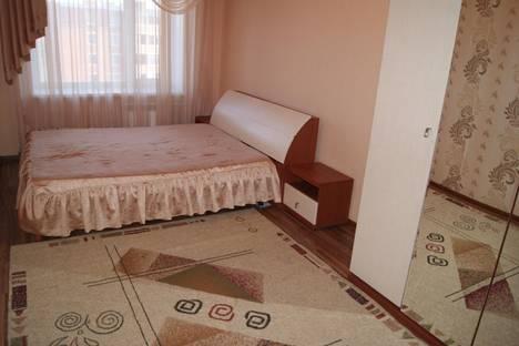 Сдается 1-комнатная квартира посуточно в Костанае, Наримановская,71.