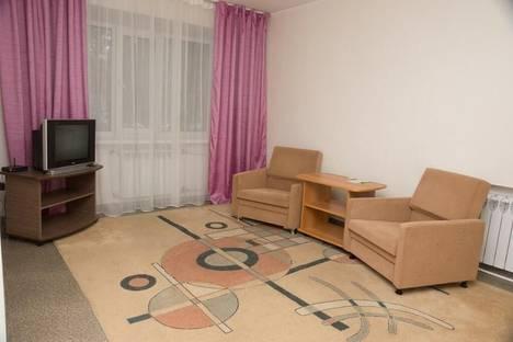 Сдается 1-комнатная квартира посуточнов Костанае, Аль-Фараби,36А.