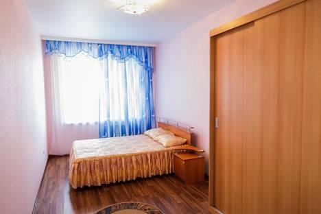 Сдается 1-комнатная квартира посуточно в Костанае, Л.Беды,36.
