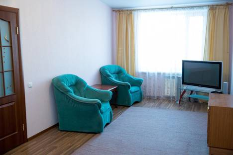 Сдается 1-комнатная квартира посуточнов Костанае, Л.Бнды,36.