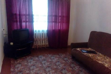 Сдается 1-комнатная квартира посуточно в Оби, ЖКО аэропорта 3.