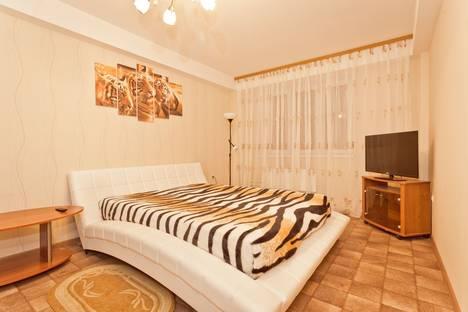 Сдается 2-комнатная квартира посуточнов Нижнем Новгороде, Мичурина 1.