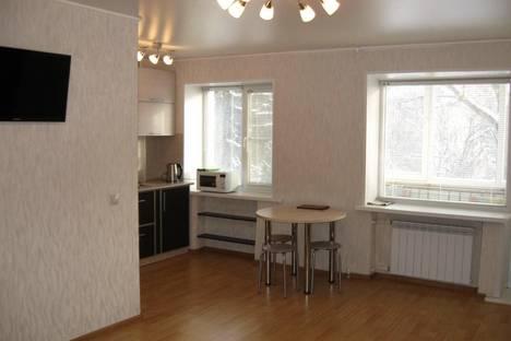 Сдается 2-комнатная квартира посуточно в Саранске, ул. Полежаева, 55.