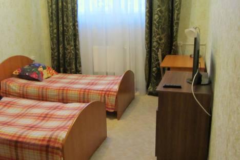 Сдается 1-комнатная квартира посуточнов Пушкине, Гусарская ул., 4к3.
