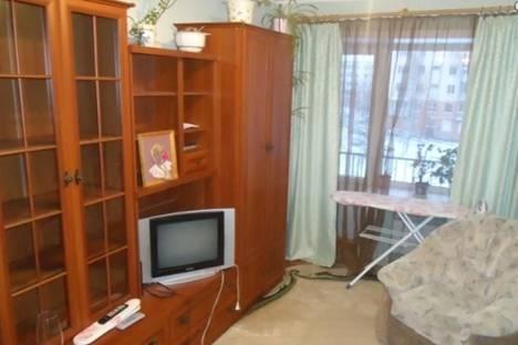 Сдается 1-комнатная квартира посуточно в Междуреченске, улица Космонавтов, 5.