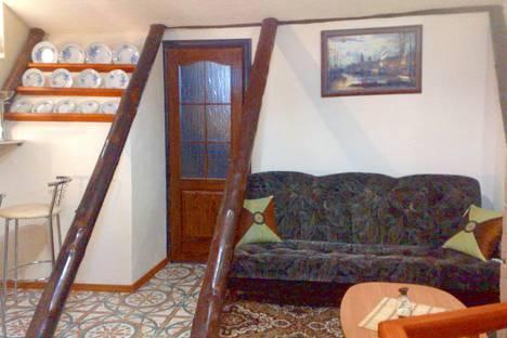 Сдается 3-комнатная квартира посуточнов Мирном, Революции 42/3.
