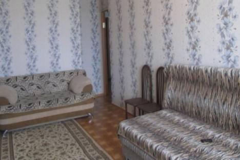 Сдается 1-комнатная квартира посуточнов Уфе, ул. Софьи Перовской, 46.
