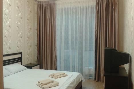 Сдается 2-комнатная квартира посуточнов Береговом, Парковый проезд, 5В.