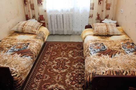 Сдается 2-комнатная квартира посуточно в Димитровграде, ул. Лермонтова, 2.