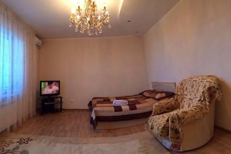 Сдается 1-комнатная квартира посуточно в Астане, Абая 63.