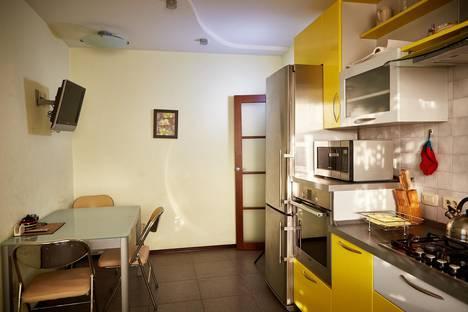 Сдается 2-комнатная квартира посуточно в Калуге, переулок Григоров, 14.